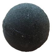 MIDNIGHT Jet Black Bath Bomb By Soapie Shoppe