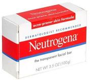 Jabon Neutrogena Para Acne - Set De 8 Barras De Jabon Neutrogena Para Limpieza Facial Para Piel Propensa Al Acne