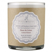 Plantes et Parfums Scented Candle - Cotton Flower