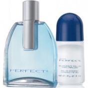 Zermat Perfum Perfect Duo for Men 3.4oz, Perfume Para Caballero Perfect 100ml