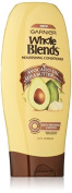 Garnier Hair Care Whole Blends Nourishing Conditioner, Avocado Oil and Shea Butter Extracts, 22 Fluid Ounce