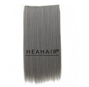 Heahair® High Quality Ombre Black Roots Silver Grey Body Wave Brazilian Hair Extension Human Hair Weave
