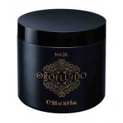 OroFluido Hair Mask 500ml / 16.9oz new Argan oil