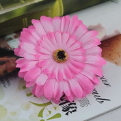 Coco love Big sun flower Hair Clip and Hair Pin Hat Decoration Flower