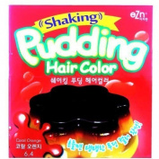 EZN Shaking Pudding Hair Colour Coral Orange 6.4