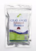 Treasured Locks Grey Away Enhanced Henna- Burgundy