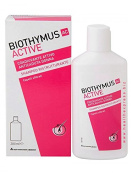 Biothymus AC Active Donna Shampoo Ristrutturante 200ml for Reduce Hair Loss for Women and Men