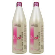 "Salerm Hi Repair Shampoo 36oz / 1000ml ""Pack of 5.1cm"