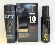 Tahe Magic Dry Hair Shampoo 250ml Plus Instant Mask 125ml