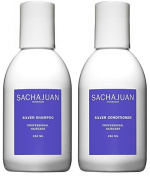 Sachajuan Silver Shampoo And Conditioner 250ml