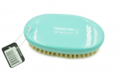 Torino Pro #4551 100% Pure Boar Bristle - Torino Hair Brush Soft Bristles Military Palm Brush- Exceptional Quality Wave Brush
