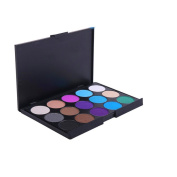 FantasyDay® Pro 15 Colours Eyeshadow Makeup Palette Cosemetic Contouring Kit - Ideal for Professional and Daily Use