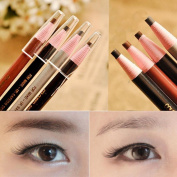 Yoyorule 4pcs Eyebrow Pencil Waterproof Natural Long lasting Enhancer Eyebrow Liner