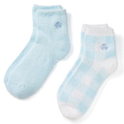Earth Therapeutics Aloe Vera & Vitamin E Moisturising Socks-2 Pack
