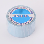 Walker Tape Blue Lace Double Sided Tape Roll 2.5cm x 3 yards for Toupees & Wigs