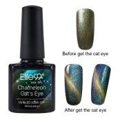 Qimisi Cat Eye Chameleon Colour Change Gel Star Style Polish Soak Off UV LED Manicure 10ml 3301