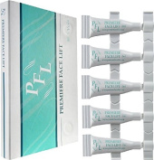 Premier Face Lift -Become Ageless Instantly with Premier Face Lift -5 Vials 10ml -Remove Wrinkles, Bags, Lines, Puffiness & Dark Circles Instantly -Powerful Clinical Anti Wrinkle 2016 Edition