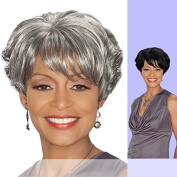 CHARLOTTE (Foxy Silver) - Synthetic in F4_30 by Alicia International Inc.