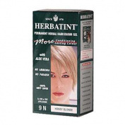 Hair Colouring - (9N) Honey Blonde, 120ml ( Multi-Pack) by HERBATINT