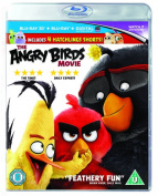 The Angry Birds Movie [Region B] [Blu-ray]
