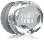 Belmacz Silver Leaf Cream Eyeshadow - Silver Swan