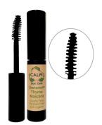 Calm Natural Skin Care - 85% Organic Cinnamon Thyme Mascara - Black 5ml