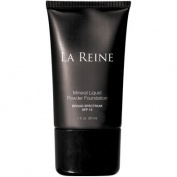 La Reine Cosmetics Mineral Liquid Powder Foundation