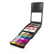 Cameleon Makeup Kit G2210a (24x Eyeshadow, 2x Compact Powder, 3x Blusher, 4x Lipgloss) -