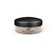 Advanced Shine Control Baking Powder, 2220ml/21g Light Beige Kaolin by Kairos Kosmetics. Perfect Loose Baking or Cooking Face Powder, Lasting T Zone Oil Absorbing Effect. Fights Fine Lines and Wrinkles