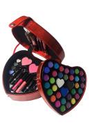 BR Heart Shape Makeup Kit Gift Set