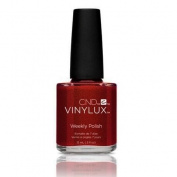 CND Vinylux Weekly Polish - Fall 2016 Craft Culture Collection - Hand Fired - 0.25oz / 7.3ml