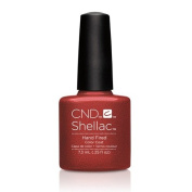 CND Shellac Power Polish - Fall 2016 Craft Culture Collection - Hand Fired - 0.25oz / 7.3ml