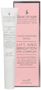 Sanctuary Spa Youth Boosting Lift and Brighten Eye Complex
