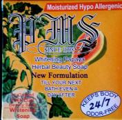 Papaya Yellow -high-grade herbal beauty Whitening soap
