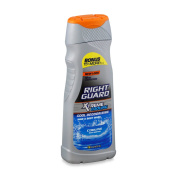 Right Guard® Xtreme Cooling 470ml Hair and Body Wash in Chill