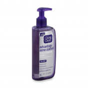 Clean and Clear® 240ml Advantage Acne Control 3-in-1 Foaming Wash