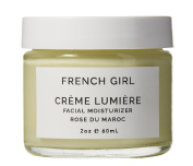 French Girl Organics - Organic / Vegan Rose Creme Lumiere Moisturiser