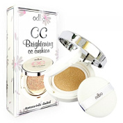 Odbo Brightening CC Cushion Ultra Moist Foundation spf 20+++ 1(2g x 2ea) #No.21 Light Beige