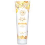 Honest 250ml Face + Body Lotion Deeply Nourishing in Sweet Orange Vanilla