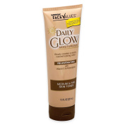 Harmon® Face ValuesTM 220ml Daily Glow Moisturiser in Firm Tan