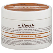 c. BoothTM Honey & Almond Body Butter