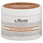 c. BoothTM Honey & Almond Body Butter
