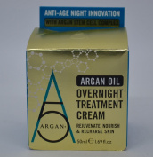 Argan Plus - Argan Oil Overnight Treatment Cream 50ml