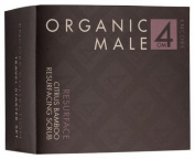 Organic Male OM4 Travel Starter Citrus Bamboo Resurfacing Scrub - 30ml