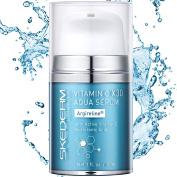 Skederm Vitamin C X30 Aqua Serum with Argireline. 1 fl. oz. / 30ml