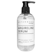 Argireline Serum with Organic Hyaluronic Acid 240ml - Anti Ageing, Anti Wrinkle - Face Moisturiser for Dry Skin & Fine Lines - Skin Relaxer - Asterwood Naturals - 240ml Pump Bottle