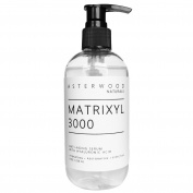 Matrixyl 3000 Serum with Organic Hyaluronic Acid 240ml - Anti Ageing, Anti Wrinkle - Improve Face Skin Tone and Elasticity - Asterwood Naturals - Collagen Boost - 240ml Pump Bottle