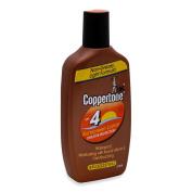 Coppertone® 240ml Tanning Lotion Sunscreen SPF 4