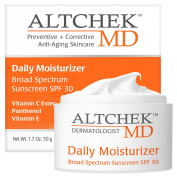 AltchekTM MD 50ml Daily Moisturiser Broad Spectrum Sunscreen SPF 30