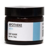 Oat Mask - Gentle Exfoliating Formula For All Skin Types - 90ml